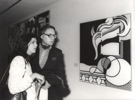 Francisco Umbral. Exposición Roy Lichtenstein 1970-1980, 1983