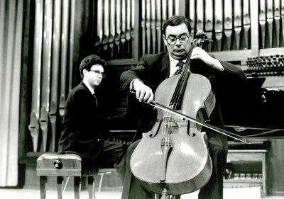 Álvaro Quintanilla y Daniel del Pino. Recitales para Jóvenes