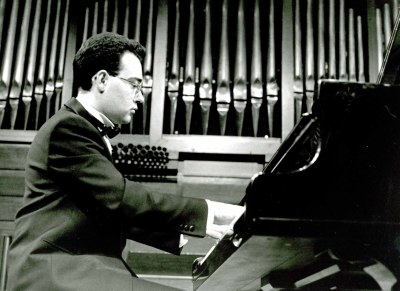 Fernando Navarro. Recital de piano