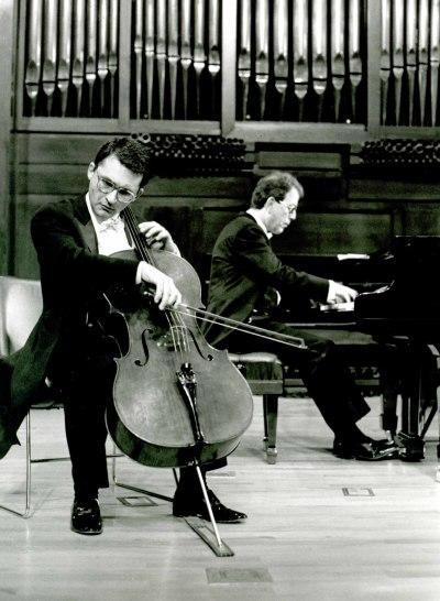 Luis José Ruiz y Agustín Serrano. Concierto Grieg: música de cámara