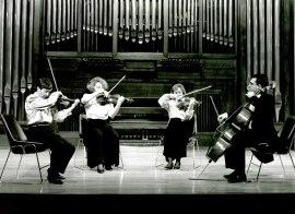 Cuarteto Tema, Isabel Gayoso, Carmen Tricás, Teresa Gómez y José Luis Ruíz. Concierto Grieg: música de cámara , 1993