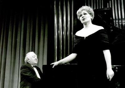 Glafira Pralat y Miguel Zanetti. Concierto Tchaikovsky: canciones e integral de música de cámara