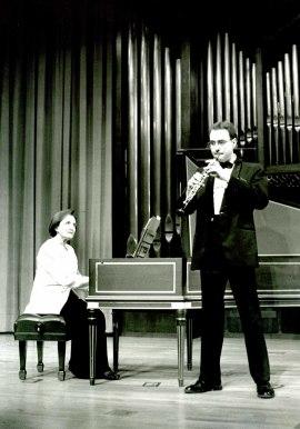 Francisco Castillo y Madrona Elías. Concierto Del oboe barroco al contemporáneo , 1993
