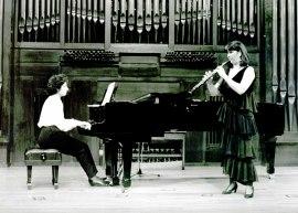 Carmen Guillem y Isabel Fátima Hernández. Concierto Del oboe barroco al contemporáneo , 1993