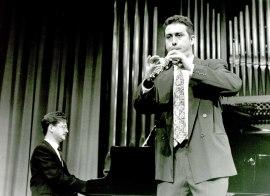 Cayetano Castaño y Francisco Luis Santiago. Concierto Del oboe barroco al contemporáneo, 1993