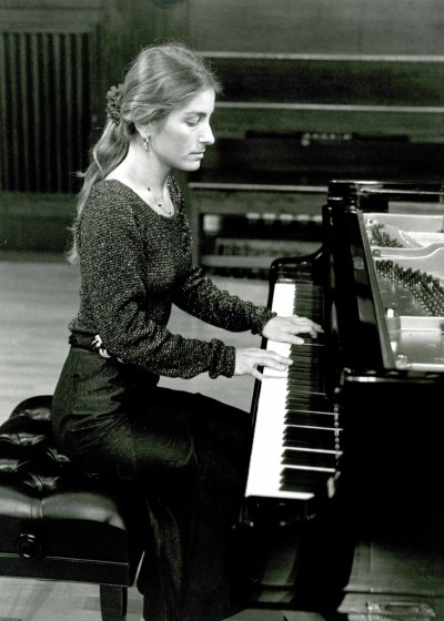 Marta Maribona. Recital de piano