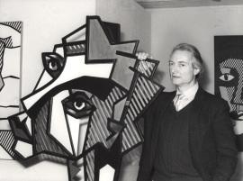 Roy Lichtenstein. Exposición Roy Lichtenstein 1970-1980, 1983