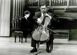 Daniel del Pino y Carlos Cruz de Castro. Recitales para Jóvenes, 1994