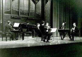 Grupo Muriac. Concierto Músicas para viento , 1994
