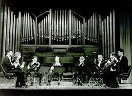 Octeto Académico de Caracas. Concierto Músicas para viento , 1994