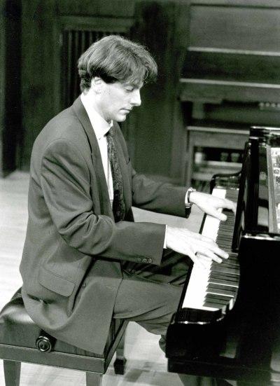 Álvaro Cendoya. Recital de piano