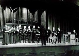 Capilla Real de Madrid y Oscar Gershensohn. Concierto Palestrina y sus contemporáneos , 1994