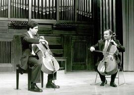 Dimitar Furnadjiev y Miguel Jiménez. Concierto Dúos en pareja , 1994