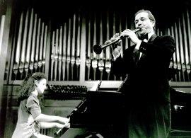 Agapito Verdaguer Agustí y Mª Rosa Greco. Recital de clarinete y piano , 1994