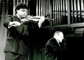 Luis Rego y Manuel Guillén. Concierto Música de cámara francesa , 1994