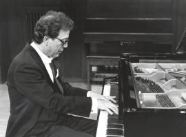 Agustín Serrano. Concierto Mendelssohn: obra para piano , 1994