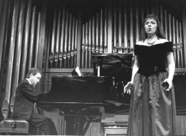 Fernando Turina y Inma Egido. Concierto Joaquín Turina (1994) , 1994