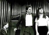 Pìa Moriyón, Daniele Gaspari y Xavier Pares. Recital de canto y piano , 1994