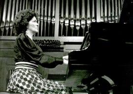 Begoña Uriarte. Concierto Joaquín Turina , 1994