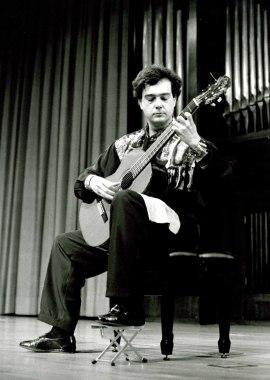 Pedro Martín Martín. Recital de guitarra , 1994