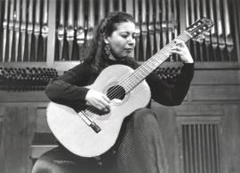 Ana Carpintero. Recital de guitarra , 1994
