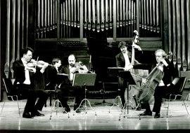 Ensemble de Madrid y Mark Eduard Fielding. Concierto Cuatro quintetos , 1994