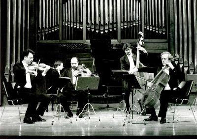 Ensemble de Madrid y Mark Eduard Fielding. Concierto Cuatro quintetos