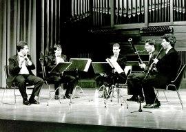 Quinteto Cuesta. Concierto Cuatro quintetos , 1994