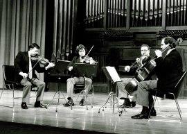 Cuarteto Arcana. Recitales para Jóvenes, 1994