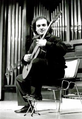 Gonzalo Martín Moreno. Recital de guitarra , 1994