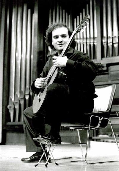 Gonzalo Martín Moreno. Recital de guitarra
