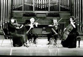 Cuarteto Martí y Soler. Concierto Dos imágenes del nacionalismo ruso: Rimsky-Korsakov y Anton Rubinstein , 1994