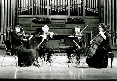 Cuarteto Martí y Soler. Concierto Dos imágenes del nacionalismo ruso: Rimsky-Korsakov y Anton Rubinstein