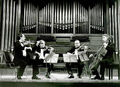 Cuarteto de Moscú. Música de cámara: del dúo al quinteto