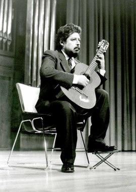 Gerardo Arriaga. Concierto La guitarra romántica , 1994