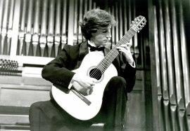 Ignacio Rodes. Concierto La guitarra romántica , 1994