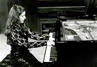Esperanza Aldana. Recital de piano