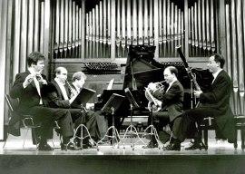 Quinteto Aulos. Concierto Dos imágenes del nacionalismo ruso: Rimsky-Korsakov y Anton Rubinstein , 1994