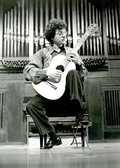 Marco Socias. Recital de guitarra