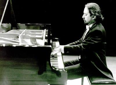 Marcelino López Domínguez. Concierto Liszt y España