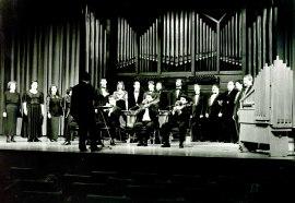 Capilla Real de Madrid. Concierto Henry Purcell y la música inglesa , 1995