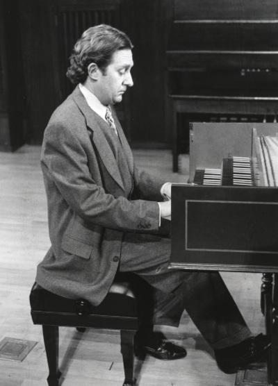 Pablo Cano. Concierto Música para tecla, arpa y vihuela