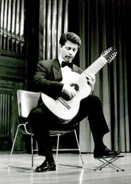 Daniel Küper. Recital de guitarra , 1995