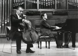 Dimitar Furnadjiev y Anatoly Povzoun. Recitales para Jóvenes, 1995