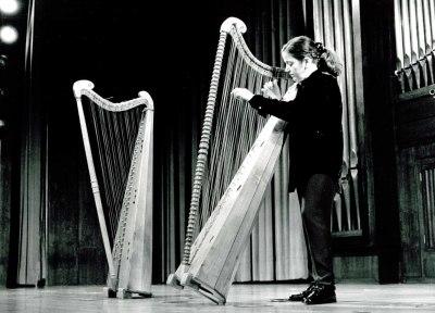 Nuria Llopis. Concierto Música para tecla, arpa y vihuela