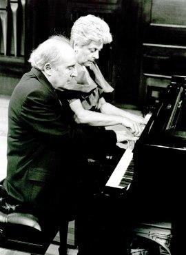 Francisco Roig y Consolación de Castro. Concierto Piano a cuatro manos (1995) , 1995
