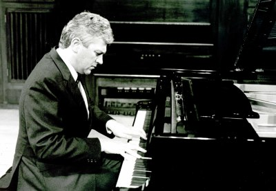 Peter Bradley Fulgoni. Recital de piano