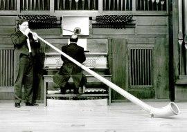 Cayetano Granados y Adalberto Martínez. Recital de trompa y órgano , 1995
