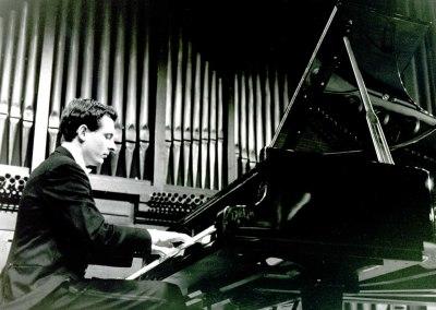 Ignacio Martín Bocanegra. Concierto Rachmaninov-Scriabin: obra para piano