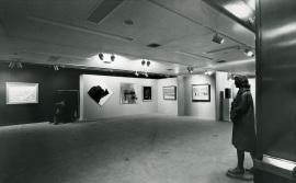 Vista parcial. Arte 73 Exposición antológica de artistas españoles, 1975